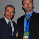 Impreuna cu Dr. Al S. Aly (USA) - renumit specialist in chirurgia plastica dupa scaderea masiva in greutate, autorul volumului Body Contouring After Massive Weight Loss - la Congresul de Chirurgie Plastica al Comunitatii Statelor Golfului, Riyadh, Arabia Saudita, aprilie 2008