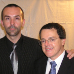 Impreuna cu Prof. Dr. Fausto Viterbo la Simpozionul Societatii Braziliene de Chirurgie Plastica - Sao Paulo, aprilie 2006