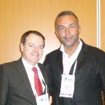 Impreuna cu Maestrul meu, Prof. Dr. Fausto Viterbo (Brazilia) la The 22nd  Congress of the International Society of Aesthetic Plastic Surgery (ISAPS) – Rio de Janeiro, Brazil, 2014