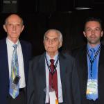 Impreuna cu Dr. Claude Lassus (Franta) si Dr. Pierre Fournier (Franta), Presedintele de Onoare al Societatii Franceze de Chirurgie Estetica, la Congresul de Chirurgie Plastica al Comunitatii Statelor Golfului, Riyadh, Arabia Saudita, aprilie 2008