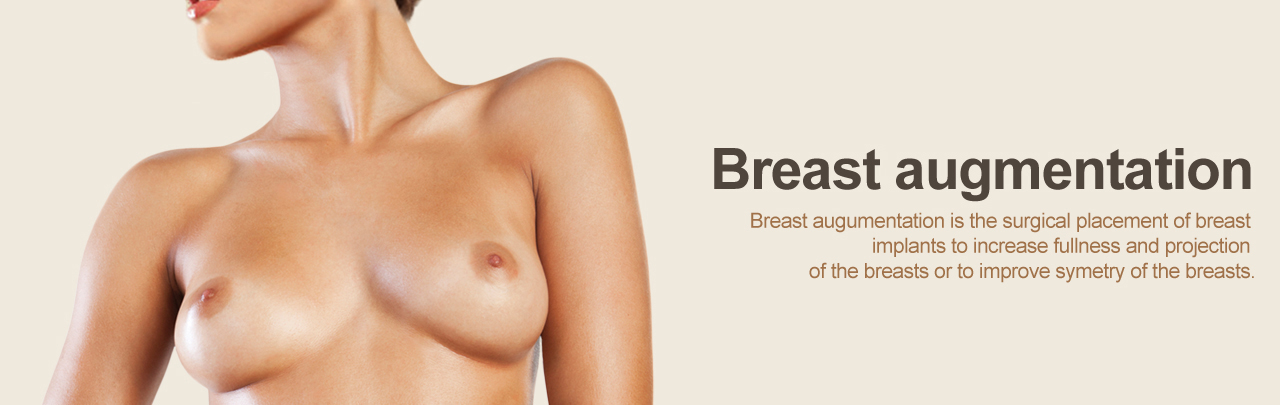 Breast augumentation