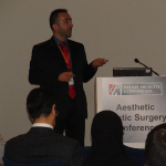 Speaker at Arab Health Congress, Dubai 2008