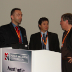 With Prof. Dr. Paul Petty (Mayo Clinic - USA) at Arab Health Congress, Dubai 2008