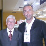 With Dr. Joao Carlos Sampaio Goes (Brazil), ISAPS Past - President, at The 22nd Congress of the International Society of Aesthetic Plastic Surgery (ISAPS) – Rio de Janeiro, Brazil, 2014