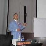 Speaker la International Cosmetic Congress 2017 – Cairo, Egypt