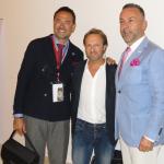 Impreuna cu Dr Tunc Tiryaki (Turcia) si Dr Thomas Rappl (Austia) la International Cosmetic Congress 2017 – Cairo, Egipt