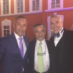 Impreuna cu Dr Jose Luis Martin Del Yerro (Spania) la The 7th  International Training Course for Plastic & Reconstructive Surgeons – Saint Petersburg, Russia, 2017