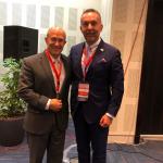 Impreuna cu Dr Dennis Hammond (USA) la ISAPS & Saudi Plastic Surgery Symposium, Riyadh, Kingdom of Saudi Arabia, 2018