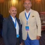 Impreuna cu Dr. Giovanni Botti (Italia) la The ISAPS Teaching Course & The Conference of Romanian Aesthetic Surgery Society – Poiana Brasov, Romania, 2017