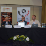 Impreuna cu Dr Giovanni Botti (Italia) si Dumitru Totir (Romania) la The ISAPS Teaching Course & The Conference of Romanian Aesthetic Surgery Society – Poiana Brasov, Romania, 2017