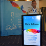 Speaker la The ISAPS Teaching Course & The Conference of Romanian Aesthetic Surgery Society – Poiana Brasov, Romania, 2017