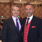 Impreuna cu Dr Gustavo Abrile (Argentina) la The 23rd  Congress of the International Society of Aesthetic Plastic Surgery (ISAPS) – Kyoto, Japan, 2016