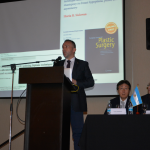 Speaker la The 45th Argentinian Congress of Plastic, Aesthetic and Reconstructive Surgery – Salta, Argentina, 2015