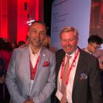 Impreuna cu Prof. Per Heden (Suedia) la 5th Breast Care Surgical Excellence Symposium; Current Controversies and Latest Techniques in Breast Surgery, Johnson & Johnson Institute, Hamburg, Germany,  2018