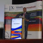 Speaker la International Society of Aesthetic Plastic Surgery ISAPS Symposium & European Association of Societies of Aesthetic Plastic Surgery EASAPS Congress - Bucharest, Romania, 2017