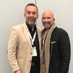 Impreuna cu Dr. Constantino Mendieta (USA) la The 24th  Biennial Global Congress of the International Society of Aesthetic Plastic Surgery (ISAPS) – Miami Beach, Florida, USA, 2018