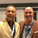 Impreuna cu Warren Foust (Mentor Worldwide President) la The 24th  Biennial Global Congress of the International Society of Aesthetic Plastic Surgery (ISAPS) – Miami Beach, Florida, USA, 2018