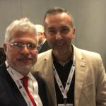 Impreuna cu Dr. Horacio Mayer (Argentina) la The 24th  Biennial Global Congress of the International Society of Aesthetic Plastic Surgery (ISAPS) – Miami Beach, Florida, USA, 2018