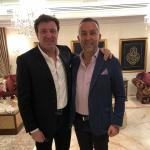 Impreuna cu Dr. Ozan Sozer (USA) la ISAPS & Saudi Plastic Surgery Symposium, Riyadh, Kingdom of Saudi Arabia, 2018