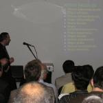 Speaker la Simpozionul Societatii Braziliene de Chirurgie Plastica - Sao Paulo, aprilie 2006