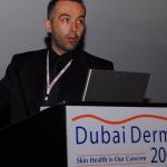 Speaker la Congresul Dubai Derma 2008