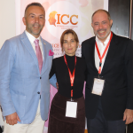 Impreuna cu Dr. Alla Poberezhnaya (Rusia) si Dr. Romeu Fadul (Brazilia) la International Cosmetic Congress 2017 – Cairo, Egipt